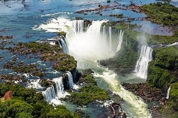Iguaçu-watervallen